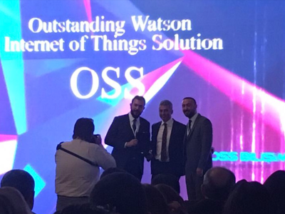 OSS Computing 'Outstanding IOT Project' Award, From IBM to OSS